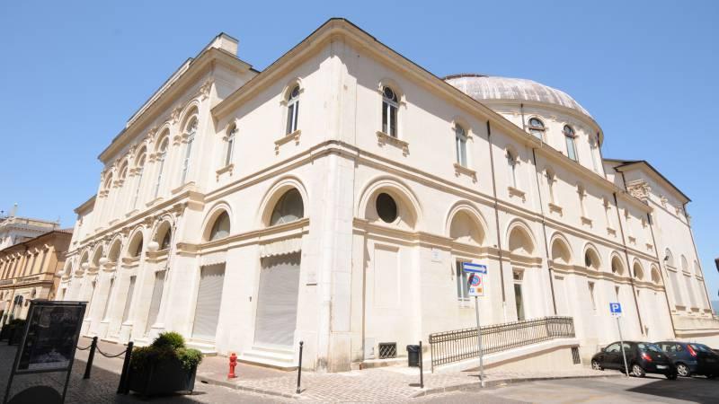 hotel-serena-rieti-Teatro-Flavio-Vespasiano